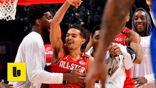 Behind the scenes at 2020 NBA All-Star Weekend | Trae Young Diary Part 5 | The Undefeated