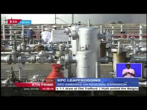 Kenya Pipeline Company regional expansion 10 year strategy