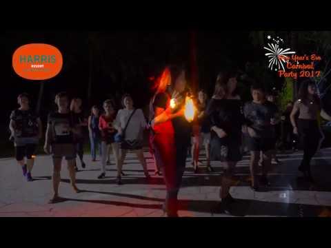 New Year's Eve Celebration at HARRIS Resort Waterfront Batam