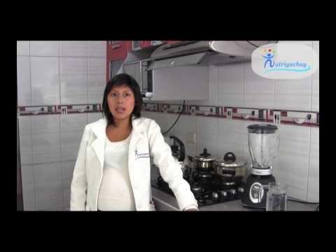 Cómo preparar Leche de Almendras y Ajonjolí para Vegetarianos - Nutriyachay