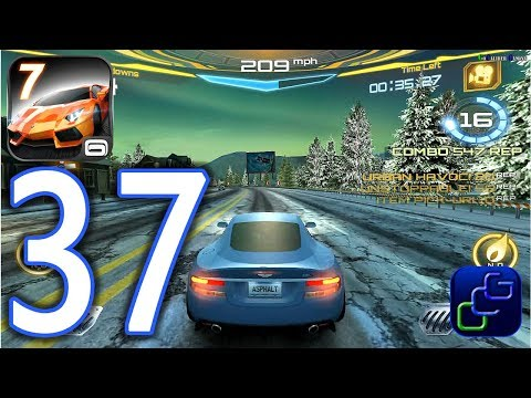 Asphalt 7: Heat Walkthrough - Part 37 - Asphalt Academy: Aston Martin V12 Zagato, Special Events