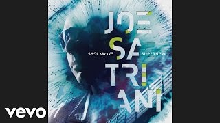 Joe Satriani - San Francisco Blue (Audio)