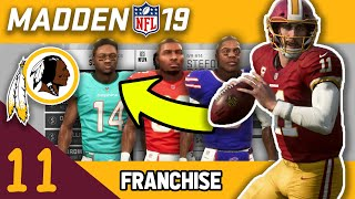 """The Stefon Diggs Sweepstakes!"" - Madden NFL 19 Redskins Franchise 