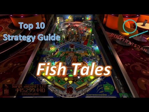 How To Get Them Super Jackpots On Fish Tales! Pinball FX3 Classic Arcade Tips & Strategy Guide