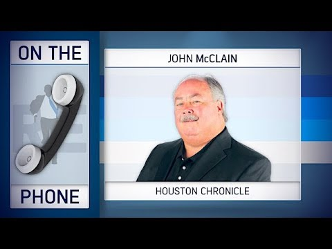 Houston Chronicle's John McClain Talks Rockets, Astros & More w/Rich Eisen | Full Interview