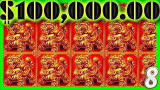 $100,000.00 in MASSIVE SLOT MACHINE 1/2 JACKPOT WINS 💰8💰 W/ SDGuy1234