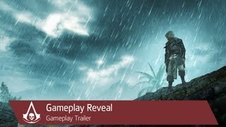 gameplay reveal trailer   assassin s creed 4 black flag north america