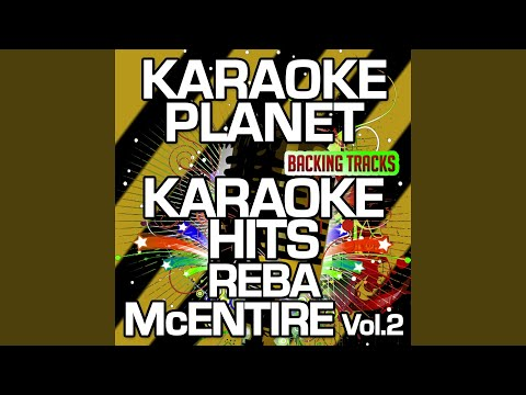 I Won't Stand in Line (Karaoke Version With Background Vocals) (Originally Performed By Reba... mp3