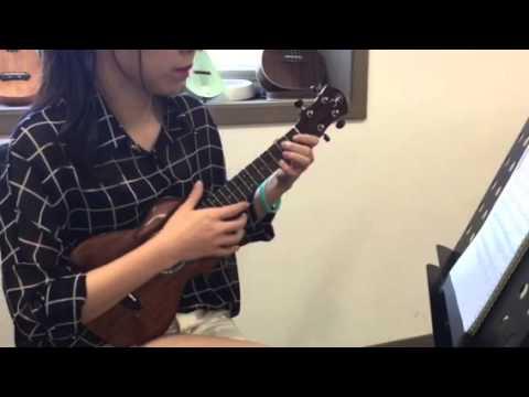미즈타마리(Mizutamari, ミズタマリ) - 키요시 코바야시 (Kiyoshi Kobayashi, キヨシ小林) Ukulele solo