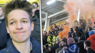 WOLVES 5-1 BOLTON *VLOG* Well and truly beaten...