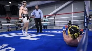 Malignaggi reveals what he did to Conor Mcgregor in SPARRING before he left camp