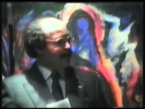 nabil Kanso - Gulf War Exhibition