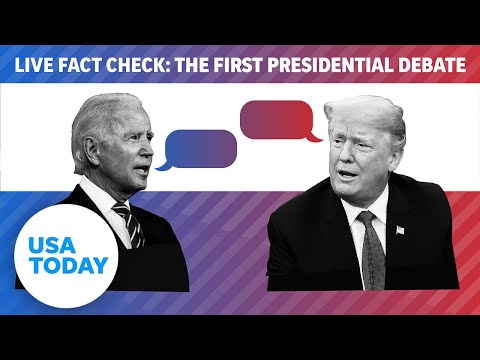 Presidential Debate 2020: Trump and Biden face off in Cleveland (LIVE) | USA TODAY