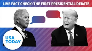 Presidential Debate 2020: Trump and Biden face off in Cleveland (FULL DEBATE) | USA TODAY