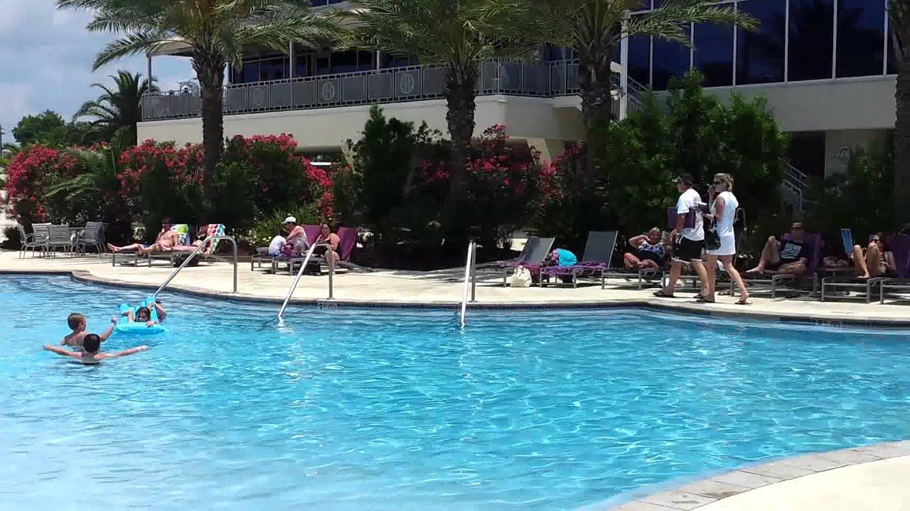 Hard Rock Biloxi Pool Youtube
