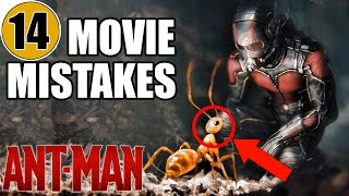 14 Mistakes of ANT-MAN You Didn