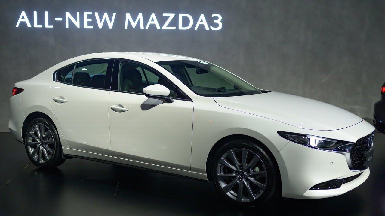 Khám phá Mazda 3 All New
