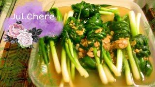 корейская кухня лук по-корейски