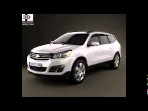 2016 Chevy Traverse Pic Slide Show Price Specs Complete Review Youtube