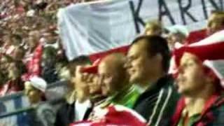 Polska - Portugalia (Sklad Polakow) chorzow