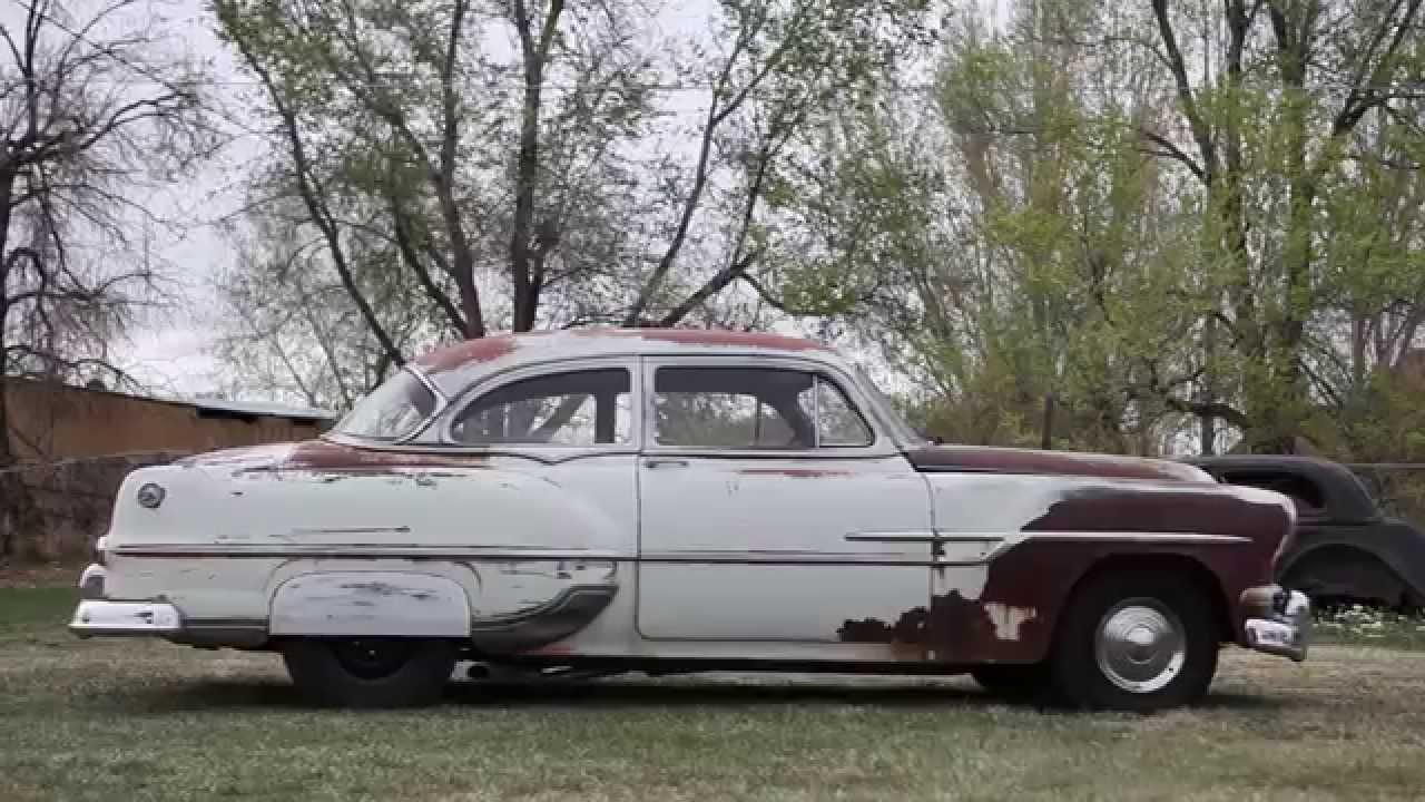 1953 Pontiac  YouTube