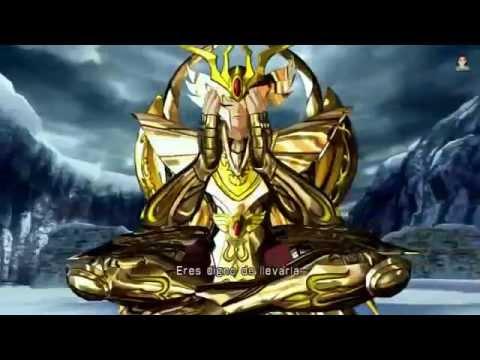 saga Alma dorada Saint Seiya Alma de Soldados Historia de Shaka de Virgo PS3 PS4
