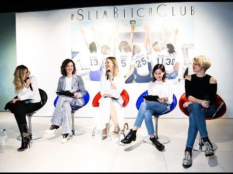 Первый Public Talk #SlimBitchClub в PODIUM Market 21 марта