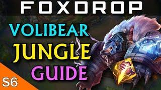 Season 6 Jungle Volibear Guide - League of Legends