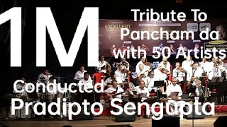 R D BURMAN LIVE CONCERT (FULL SHOW) WITH 50 ARTISTS IN MUMBAI...PERFOMED BY PRADIPTO SENGUPTA & TEAM