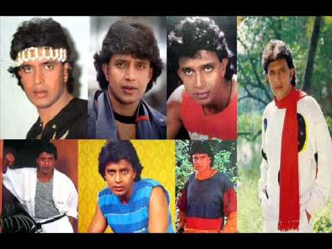Kumar Sanu Song Collection For Mithun Chakraborty