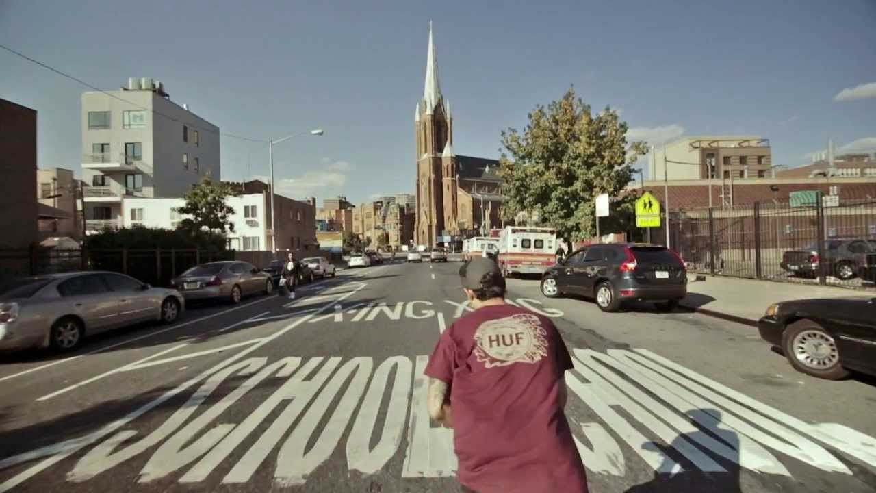 3896e035a7  HUF Footwear Commercial   038 - YouTube