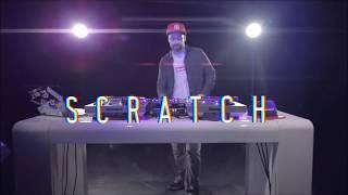 DJ FLY NUMARK NTX1000 SCRATCH TEST