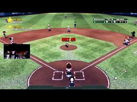 Super Mega Baseball Extra Innings Exhibition  