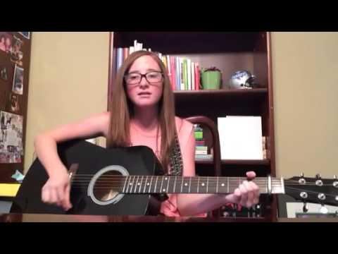 "11 year old Lauren Mask sings ""All of Me"""
