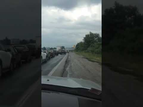 Авария 30.06.2018 Броварский район с. Скибин.