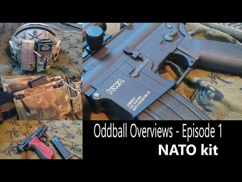 Oddball Overviews - Episode 1 - NATO kit