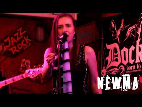 NEWMA - Трибьют Земфиры Docker's ABC 09.03.17