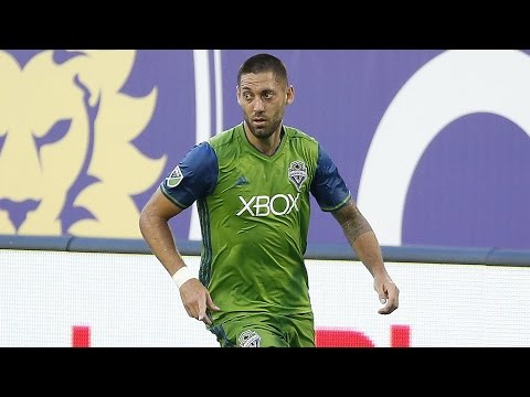 Interview: Clint Dempsey on his chemistry with Jordan Morris and Nicolas Lodeiro