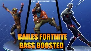 BAILES FORTNITE BASS BOOSTED