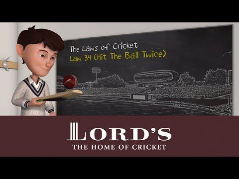 Hit the ball twice | The 2000 Code of the Laws of Cricket with Stephen Fry