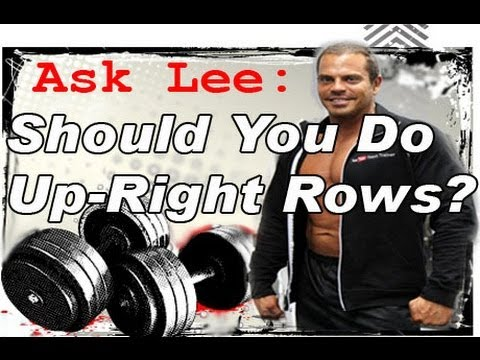 Should You Do Upright Rows?
