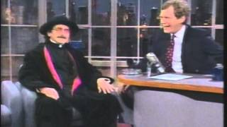 "Father Guido Sarducci - Talks to ""Letterman"" (late 1980s)"