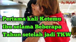 Download TKW BIKIN BAPER AKHIRNYA  KETEMU IBU SETELAH BERTAHUN-TAHUN KERJA DI LUAR NEGERI Mp3 and Videos