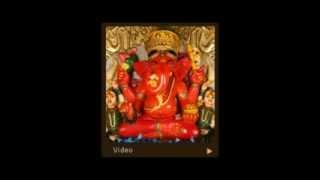 Download Hindi Video Songs - Aarti Bramnaspadi Siddhivinayak