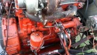 ск-5 нива. после ремонта двигателя