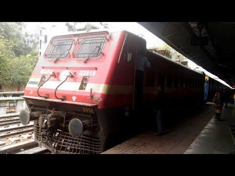 On Board22982 Bikaner toKota Super fast Express FullTrain Journey by