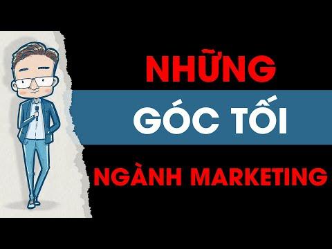 Chuyện Mar 02 - Những góc tối nghề Marketing