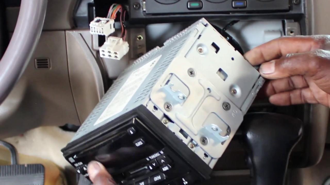 Jvc Car Stereo Wiring Diagram Nissan Pathfinder Bluetooth Car Stereo Install Jvc Kw