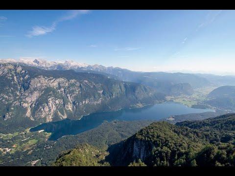 Bohinj, la joya de los Alpes Julianos, en Eslovenia