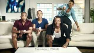 Wii Party - JLS get whipped up in Derby Dash